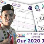 Partisipasi Kwartir Ranting Maniangpajo di Jota Joti 2020