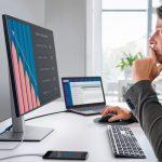 Monitor Dell UltraSharp Terbaru dan Solusi Meeting Space Meningkatkan Produktivitas dan Kenyamanan Karyawan