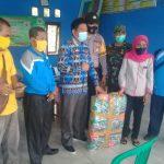 5000 buah Masker di Bagikan Desa Suka Maju, Kec. Abung Semuli Secara Gratis ke Masyarakat