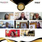 96 Perusahaan Terbuka Peraih Top Corporate Award 2020