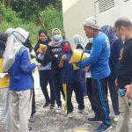 Cuma Terima Handuk Kecil, Kepsek SMP 16 Bandarlampung Dinonjobkan Herman HN