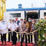 Tingkatkan Layanan Penyeberangan Jawa-Sumatera, Dermaga IV Merak- Bakauheni Diresmikan