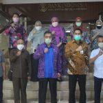 Junaidi Auly Dorong BI Lampung Lebih Berkontribusi Tingkatkan Ekonomi Daerah