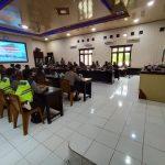 Puslitbang Polri Gelar Penelitian di Polres Lampung Utara