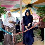 Nadia Stefanie Pemilik Produk Kecantikan merk STEFSKIN Meresmikan Gedung Baru untuk Santriwati Penghafal Quran