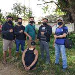 Team Opsnal Polsek Sungkai Utara Bekuk Pelaku CURAT