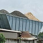 Pabrik Pengelola Pasir Cor di Pekon Waluyojati Resahkan Warga