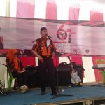 Peringati Hari Ultah Ke-61 Tahun Pemuda Pancasila Lampura Gelar Bhakti Sosial