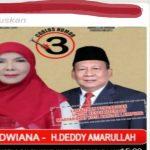 Oknum ASN di Bandar Lampung, Diduga Kampenyekan Salah Satu Paslon