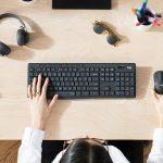 Mouse dan Keyboard Kombo Terlaris dari Logitech Kini Hadir dalam Versi Silent, MK295 Silent Wireless Combo