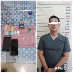 Main Sabu, Oknum Satpol PP Di Lamsel Di Tangkap Polisi