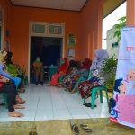 Pertamina Sehati Lakukan Pemberian Makanan Tambahan Untuk Ibu Hamil di Kelurahan Tubo