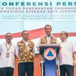 Mendukung Penanganan Covid-19 Demi Indonesia Maju dan Sehat