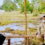 Masyarakat Mendukung Proyek Lumbung Pangan Nasional