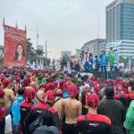 KAMI Menunggangi Demonstrasi Buruh