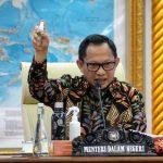 Mendagri Sentil Kota Bandar Lampung karena Belum Tuntaskan NPHD