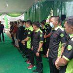 Ketua DPP Fijar Keadilan Erlina E Tambunan, Lantik DPC Lampung Timur dan Resmikan Kantor Baru