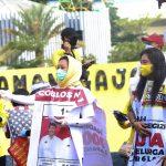 Aksi Kampanye Freeze Mob Rycko-Jos Tuai Simpatik Warga dan Pengguna Jalan