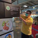 IKEA Restoran dan Kafe Resmi Mengantongi Sertifikasi Halal dari MUI