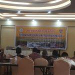 Diduga Bimtek Aparatur Desa Dihotel Bukit Randu lampung Tidak Melalui Protokol Kesehatan