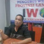 Ketua IWO Provinsi Lampung Angkat Bicara Terkait Ancaman Terhadap Wartawan