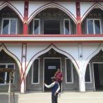 Ismail Alpian Tinjau Pembangunan Bedah Rumah dan Masjid Babussalam