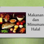 Pengaruh makanan dan minuman yang halal agar doa terkabulkan