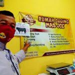Jualan, Arisan, Pesanan Gratis Ongkir, di Rumah Daging Mas Joe Gedong Air