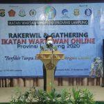 Rakerwil IWO 2020 Resmi dibuka