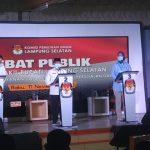 Debat Publik, Melin Sebut Komitmen Berdayakan Perempuan Untuk Kesejahteraan Keluarga