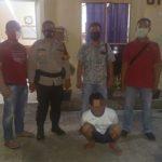 Tim Opsnal Polsek Sungkai Selatan Berhasil Bekuk Pelaku penganiayaan Gunakan Sajam
