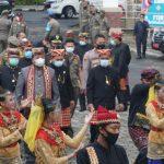 Gubernur Lampung Arinal Djunaidi Hadiri Rapat Paripurna HUT Ke-64 Kabupaten Lampung Selatan