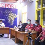 Arinal Terima Bantuan Sembako dari Konsulat Jenderal Republik Rakyat Tiongkok untuk Masyarakat Terdampak Covid-19
