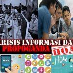 Lawan Hoaks dan Sukseskan Kebijakan Pemerintah Untuk Kemajuan Indonesia