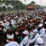 Masyarakat Mengecam Kerumunan Habib Rizieq Langgar PSBB