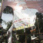 Masyarakat Mendukung Penertiban Baliho Habib Rizieq