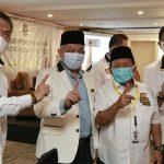 Junaidi Auly : Safari Dakwah Presiden PKS ke Lampung Pacu Semangat Kader Menangkan Pilkada