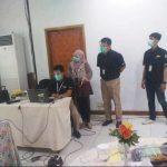 BI Cab. Lampung Sosialisasi UPK Rp. 75.000, Dalam Kegiatan Rakerwil IWO.