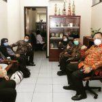 Wabup Pringsewu Ikuti Upacara Penutupan Sismenas dan Launching Buku Lemhannas