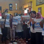 PK, Pimdes & Tim Relawan Desa Golkar Lamsel Alihkan Dukungan ke Hipni-Melin