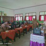 SD Negeri 3 Tanjung Aman Lampura Sosialisasikan Rencana KBM kepada Wali Murid