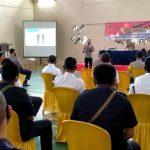 Dit Binmas Polda Lampung Gelar Sosialisasi Perpol Nomor 4 Tahun 2020 di Polres Lampura
