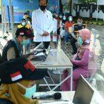 Jokowi Umumkan Vaksinasi COVID-19 Gratis, Ini Reaksi Rakyat Lampung, Dari Gembira Sampai Histeris