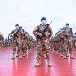 Panglima TNI: Penugasan PBB Merupakan Tugas Istimewa Menjadi Duta Bangsa dan TNI di Forum Internasional.