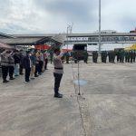 Jelang Nataru 2021, Polres Lamsel Laksanakan Operasi Cipta Kondisi
