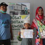 Nurul Aqiqah Palembang Bekerjasama Dengan Pusat Khitan Sumsel Adakan Program Berbagi