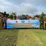 Polres Lampura Salurkan Bantuan Beras Dari Yayasan Budha Tzu Chi Indonesia Kepada Warga Terdampak Covid-19