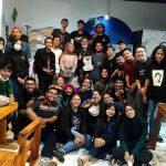 Komunitas Lampung Literatur Gelar Brew Puisi Sekaligus Pengalangan Dana Untuk Dzili dan Fatih