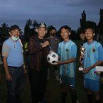 Pringsewu United-B Juarai Trafeo U-17 PUTD Kabupaten Pringsewu