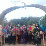 Ir. H. Azwar Yazid, M.M. Resmi Canangkan Kampung Literasi dan GP3M di Desa Ratu Abung